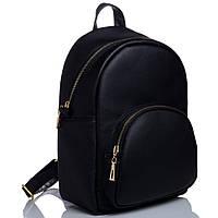 Рюкзак женский черный SamBag 32х25х12 см. женские рюкзаки, жіночий наплічник.