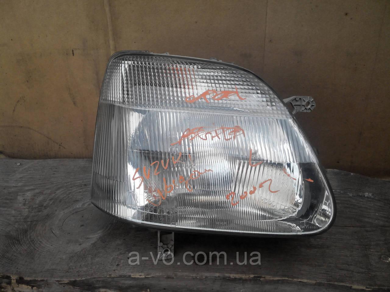 Фара правая Suzuki Wagon R+ 2000-2003