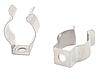 Скоба-держатель для крепления ламп Т8, 2шт/(пара)