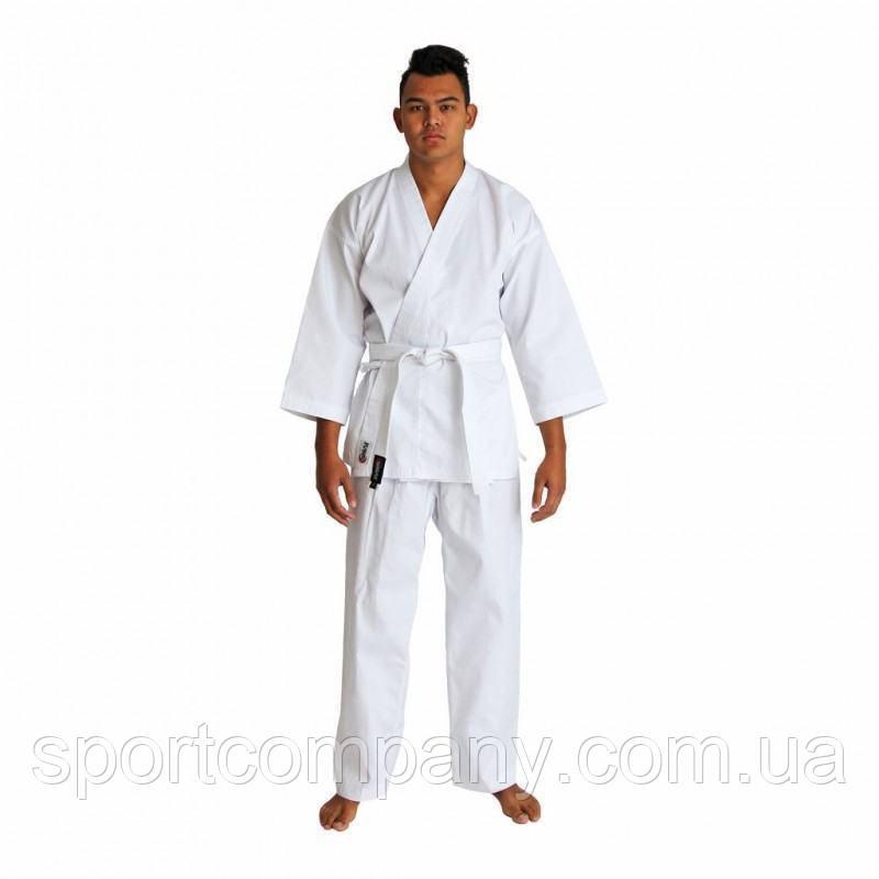Кимоно для каратэ Smai Karate Student GI с аккредитацией WKF белое