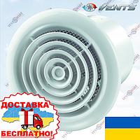 Вентилятор вытяжной круглый Вентс ПФ1Т (Vents PF1T) 100/125/150 с таймером, фото 1