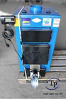 Котел на угле длительного горения Idmar UKS (Идмар УКС) 17 кВт + блок управления KG Elektronik и