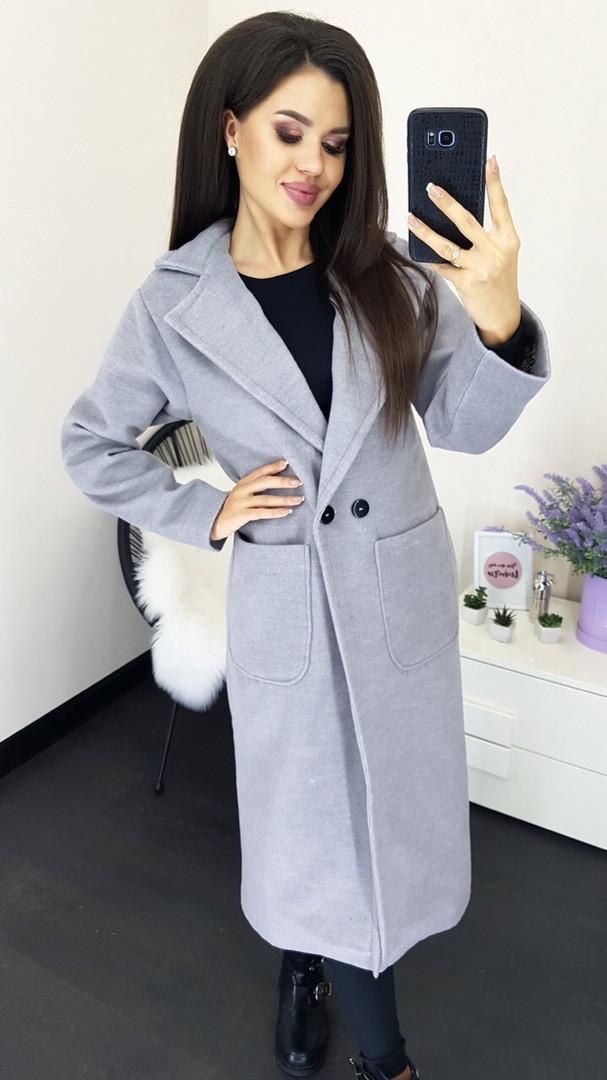 Женское модное пальто  ММ337