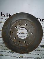 Тормозной диск передний Mazda 6 GY 2002-2007г.в. дизель 283мм