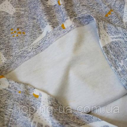 Стильная водолазка - гольф жирафы Five Stars KD0269-122p, фото 2