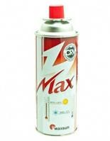 Баллон газовый Max Crv Butane 220гр,товары для пикников, походный инструменты,качественный товар,недорогие