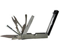 Нож многофункциональный 10977,товары для пикников, походный инструменты,качественный товар,недор, фото 1