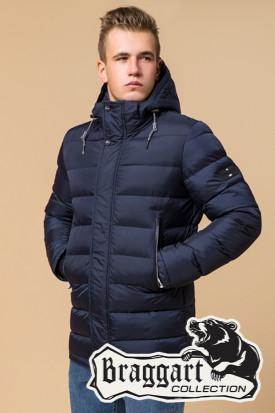 Мужская темно-синяя куртка Braggart Aggressive (р. 46-56) арт. 37533K