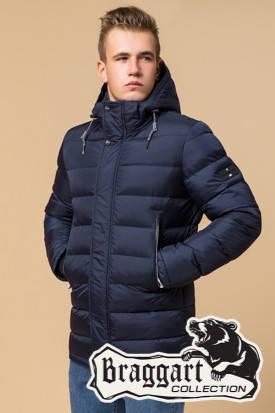 Мужская темно-синяя куртка Braggart Aggressive (р. 46-56) арт. 37533K, фото 2