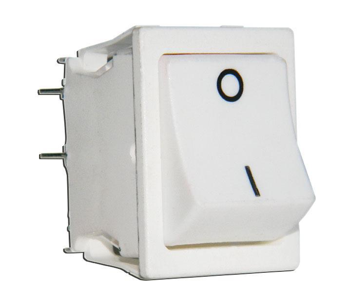 Кнопка включения для конвектора Atlantic F17, Thermor CMG BL-Meca черная
