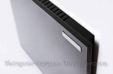 Керамический обогреватель с конвекцией настенный - панель КАМ-ИН, 350 Вт Черный