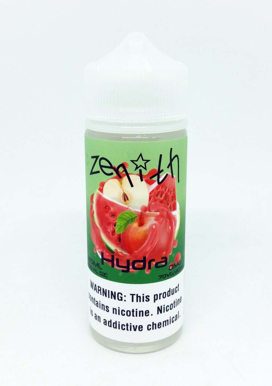 Zenith Hydra - 120 мл, VG/PG 75/25 0