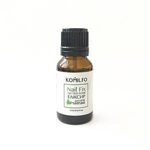 Противогрибковое средство Komilfo Nail Fix, 15мл