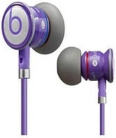 Гарнитура iBeats Headphones with ControlTalk In-Ear Noise Isolation Purple