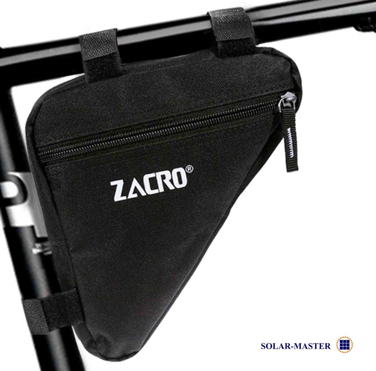 Велосипедная сумка водонепроницаемая