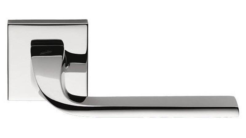 Ручка дверная Colombo Isy BL 11 52x52 мм хром  (Италия)