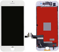 """Дисплей LCD iPhone 7+ (5.5"""") + Touchscreen White"""