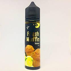 JuiceLand Fresh Muffin Lemon 2 мг 60 мл VG/PG 70/30