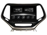 Штатная магнитола Gazer CM6510-KL для Jeep Cherokee (KL) 2014-2017