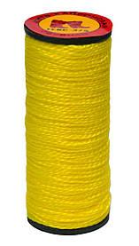Нить капроновая Украина желтая 1 мм х 40 м (69-593)