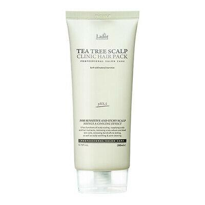 La'dor Tea Tree Scalp Hair Pack Маска-пилинг для волос и кожи головы