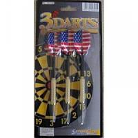 Дротики для дартса 3 шт 3018 B,спортивное оружие,комплектующее к лукам,стрелы для лука,арбалеты,рогатки,дартс,