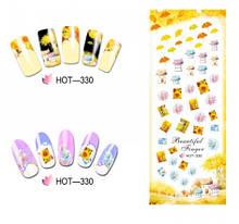 Наклейки для ногтей HOT-330