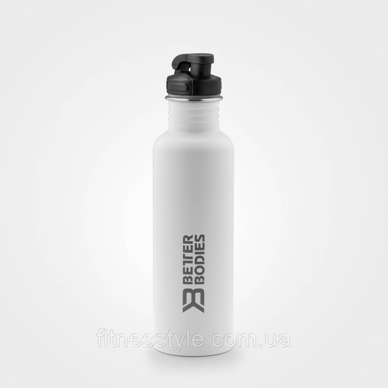 Бутылка для воды Better Bodies Fulton bottle, White