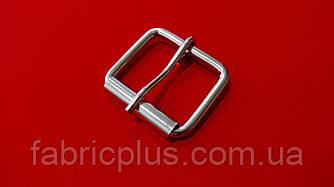 Пряжка металлическая 35 мм *30*4,5 мм никель