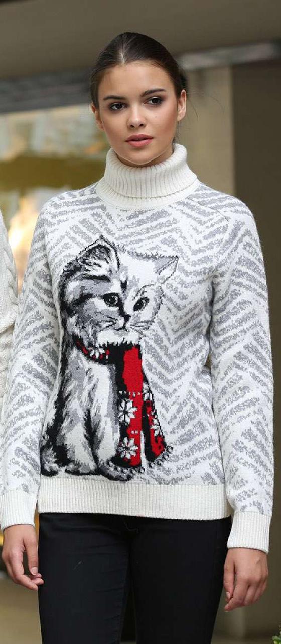 Свитер женский Pulltonic Kitten