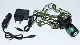 Налобный фонарь POLICE BL-6802 30000W, фото 2