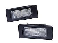 Штатная LED Подсветка номера AUDI A4 A5 TT Q5.