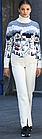 Свитер женский Pulltonic Bukovel, фото 2