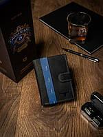 Чоловічий гаманець натуральна шкіра