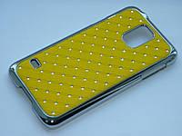Чехол для Samsung Galaxy S5 G900 со стразами