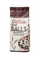 """Сухой завтрак шарики с какао 150г """"Dr.Benner"""""""