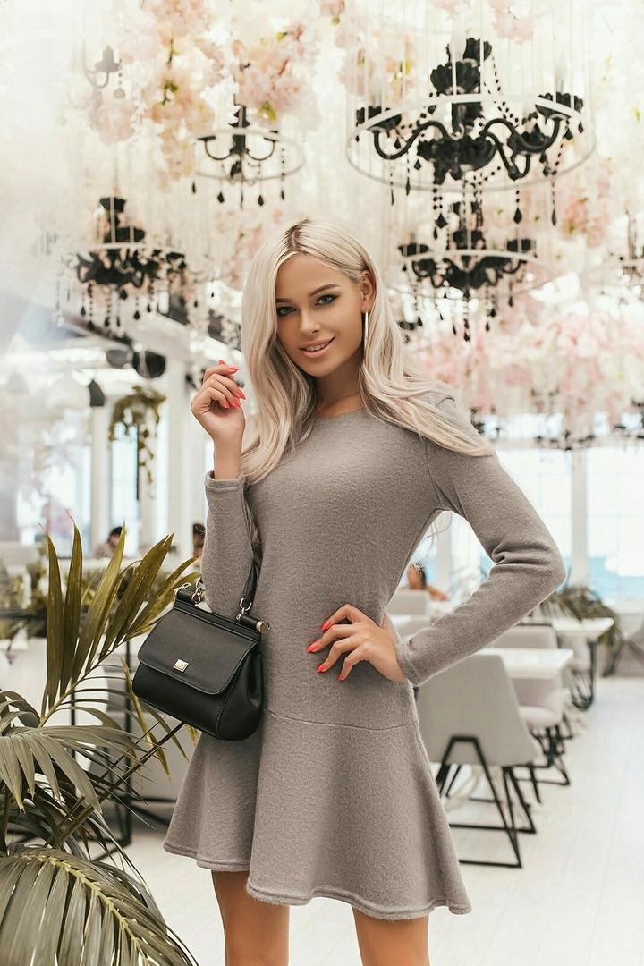 Женское модное платье  ВХ9356