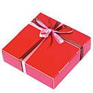 Шоколадные конфеты ручной роботы *Красная коробка на 4шт.*, фото 6