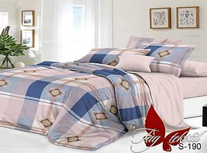 ТМ TAG Комплект постельного белья с компаньоном S190