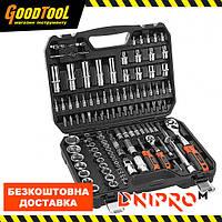 Набір інструментів Dnipro-M ULTRA (110 шт.)