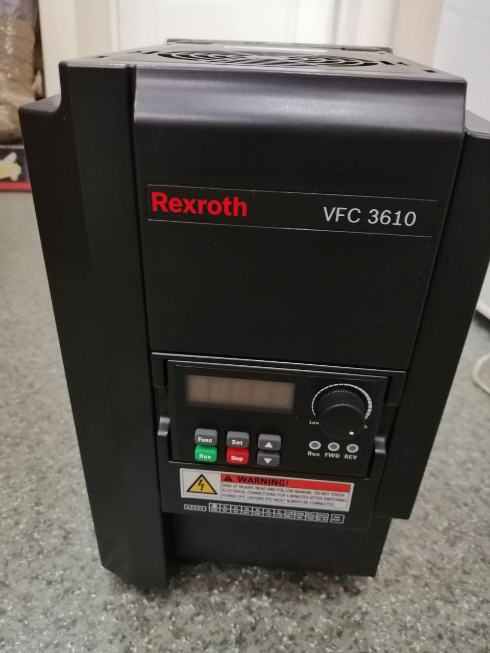 Частотный преобразователь VFC 3610