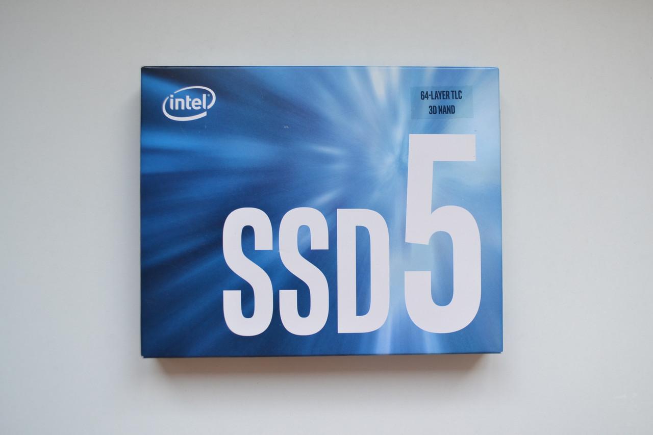 "Накопитель SSD Intel 545s 512GB 2.5"" SATAIII 3D TLC (SSDSC2KW512G8X1 958661)Оригинал!"