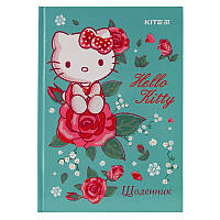 Дневник школьный Kite Hello Kitty HK19-262-2, твердая обложка