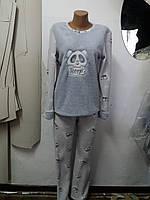 Пижама женская флис+велсофт Bahar Турция