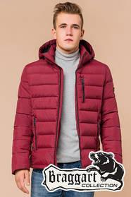 Зимняя стильная мужская куртка (р. 46-56) арт. 36450V