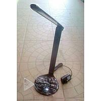 Светодиодная настольная лампа Z-Ligh ZL 5015 черный, 10W, настольные лампы Z-Ligh, светодиодные лампы