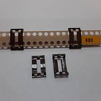 Крепления для штукатурных маяков из пластика, упаковка 100 шт, фото 1