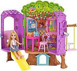 Набор Барби домик на дереве Челси, фото 3