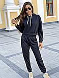 Женский стильный спортивный костюм (в расцветках), фото 2