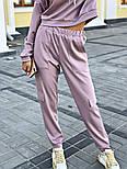 Женский стильный спортивный костюм (в расцветках), фото 7